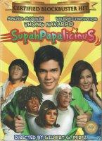 Supah Papalicious DVD