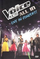 The Voice Kids All In Live in  Concert DVD