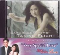 Sarah Geronimo / Taking Flight (repackaged)