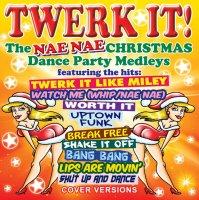 V.A / Twerk It! the Nae Nae christmas dance party medleys