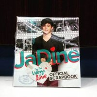 JaDine -on the wings of love - official scrapbook