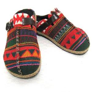 エスニックファッション・アジアンファッション  アカ族サボ