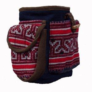 エスニックファッション・アジアンファッション モン族チョークバッグ
