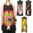 タイダイキャミワンピース/エスニックファッション・アジアンファッション・アウトレット・セール