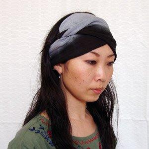 エスニックファッション・アジアンファッション  タイダイロングターバン
