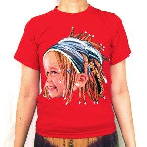 エスニックファッション・アジアンファッション  ベビーTシャツ