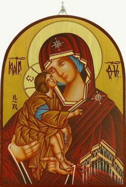 キリスト教グッズ | イコン 聖母...