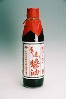 かけ醤油(再仕込み熟成3年醤油) 500ml