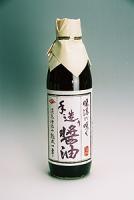 淡口醤油(本仕込み熟成1年醤油)500ml