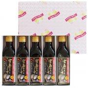 かき醤油5本セット の商品写真