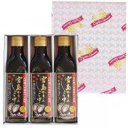 かき醤油3本セット の商品写真