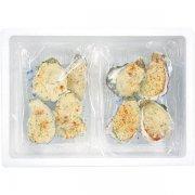 冷凍殻付かきグラタン8個入 の商品写真