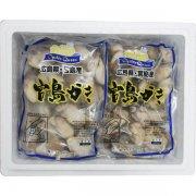 冷凍かき中粒2kg