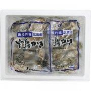 冷凍蒸し殻付かき大粒20個 の商品写真