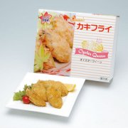冷凍カキフライ大粒10粒 化粧箱入