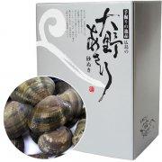 【期間限定】大野あさり3kg 化粧箱入 の商品写真