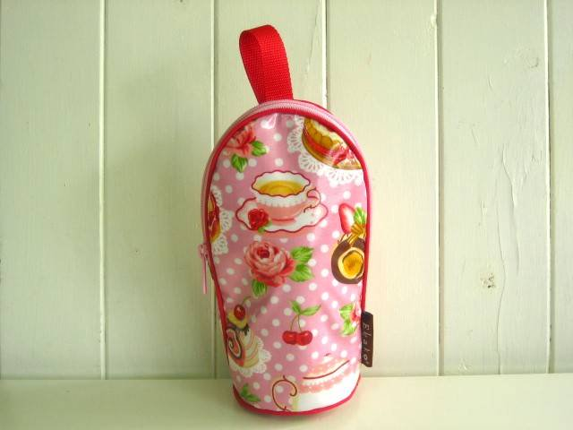 feeding bottle Case CAKE PINK