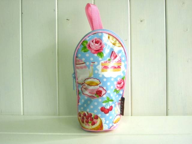 feeding bottle Case CAKE BLUE