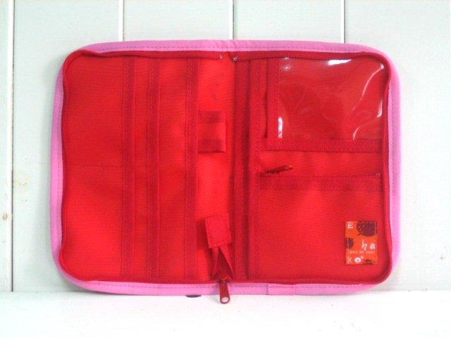 母子手帳ケース Ladybird PVC M