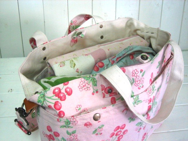 CHERRY  Bag Lサイズ お祝ギフトセット