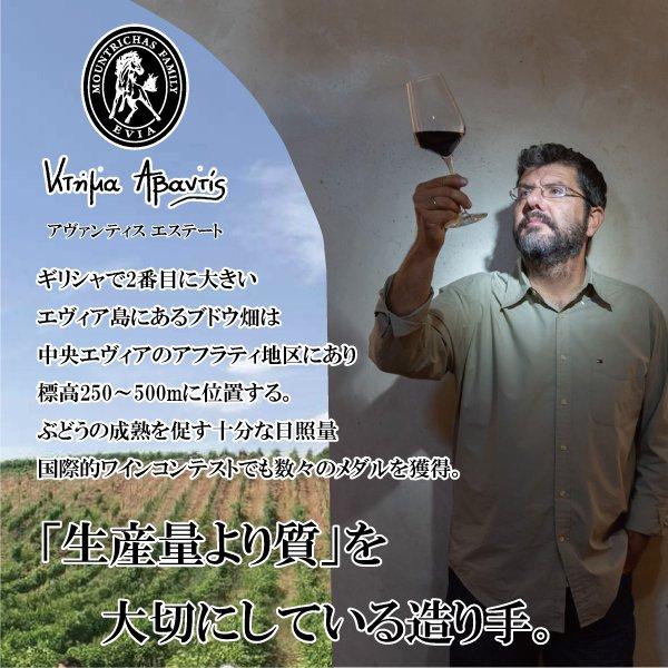 アヴァンティス  アギオス ホロノス'08 (赤)