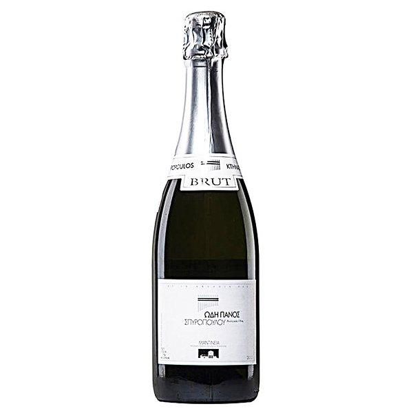 オデ パノス  スピロプロス オーガニック スパークリングワイン (白)