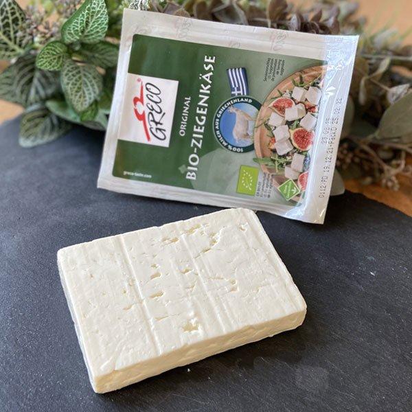 グレコ やぎミルク  オーガニックチーズ
