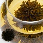 #16  汪徽州紅牡丹(おうきしゅうべにぼたん)テ・アンブレ Thé Ambré 祁門紅茶の工芸茶