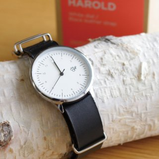 CHEAPO ������/ HAROLD BLACK(�쥶���٥��/black��14224AA/watch �ӻ���