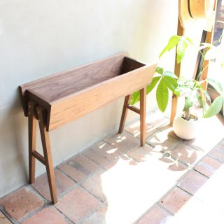 <img class='new_mark_img1' src='//img.shop-pro.jp/img/new/icons58.gif' style='border:none;display:inline;margin:0px;padding:0px;width:auto;' />【即納可】Planter(プランター)ウォルナット / greeniche(グリニッチ)