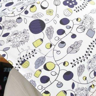 【今季完売しました】【プリントタイプ】korko(コルコ)/ 晴雨兼用 折りたたみ傘 / 大好きなガーデン【UPF50+】【紫外線カット率99%以上】