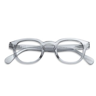 Have a look / リーディンググラス / TYPE C / スモーク / 度数1.0〜3.0 /  ハブアルック / 既成老眼鏡 /北欧デザイン