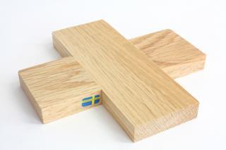 【ネコポス発送可】ラッセントレー/LARSSONS TRA/木製鍋敷き プラストリベット