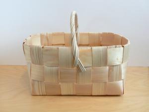 モミの木バスケット (LLサイズ)/モミの木カゴ/FINLAND フィンランド