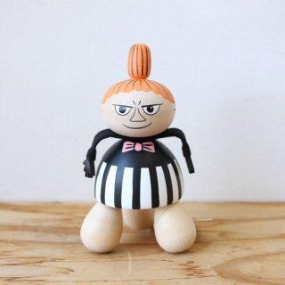 ムーミン Moomin/木製つぼ押し人形 (ミィ)/ハンドペイント