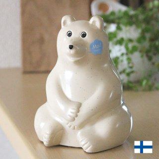 フィンランドのしろくま貯金箱/Polar Bear Money box