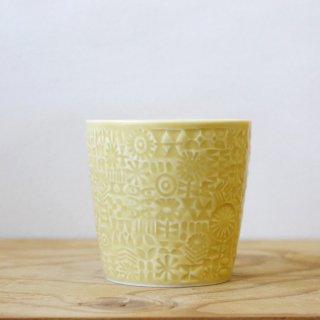バーズワーズ フリーカップ(イエロー)/BIRDS' WORDS