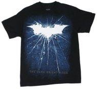 ダークナイト ライジング ロゴTシャツ バットマン Joker Dark Knight Rises Batman