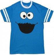 【在庫あり】セサミストリート クッキーモンスター ソフトTシャツ 正規品 Sesame Street Elmo Cookie Monster
