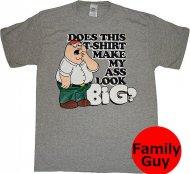 【僅か在庫あり】ファミリーガイ Tシャツ【通常】アッシュカラー アメリカ輸入正規ライセンス 正規品