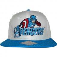 【僅か在庫あり】アベンジャーズ キャプテンアメリカ キャップ 帽子 Avengers アメコミ ソー ハルク アイアン