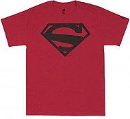 【僅か在庫有り★世界的に入手不可デザイン!】スーパーマン Tシャツ New 52 ロゴ DCコミック アメコミ Superman Official