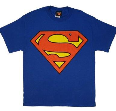 Superman Logo スーパーマン正規Tシャツアメコミ DCコミック アメリカンコミック