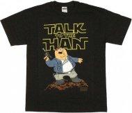 ファミリーガイ Tシャツ 【 通常タイプ Han Solo 】Family Guy アメリカ輸入正規ライセンス 正規品
