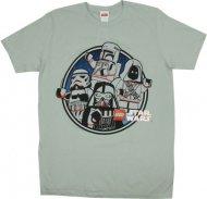 【在庫有り】スターウォーズ Tシャツ Stormtroopers Starwars ボバフェット トルーパー