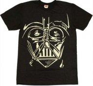 【僅か在庫あり】正規品 スターウォーズ Tシャツ ソフトタイプ Star Wars Darth Vader Face