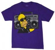 <img class='new_mark_img1' src='https://img.shop-pro.jp/img/new/icons28.gif' style='border:none;display:inline;margin:0px;padding:0px;width:auto;' />生産終了☆シンプソンズTシャツ Simpsons Homer Boombox  ホーマー ラルフ・ウィガム