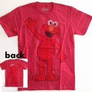 【在庫あり】セサミストリート エルモ ソフト Tシャツ Elmo クッキーモンスター Sesame Street Cookie