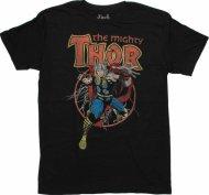 【僅か在庫あり】マイティ・ソー 【ソフトタイプ】Tシャツ Reach Mighty Thor shirt 正規品