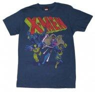 【Sのみ在庫あり】X-メンソフト Tシャツ X-Men Gang マーベル Marvel アメコミ ウルヴァリン